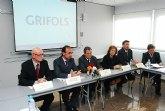 La farmacéutica Grifols revalida su apuesta por la Región con una nueva inversión de más de 16 millones
