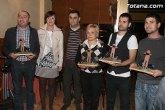 Se entregan los premios del certamen municipal Crearte Joven 2009 en la modalidad de fotografía