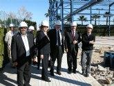 Jaime Lissavetzky inaugura las mejoras de las instalaciones deportivas de San Javier