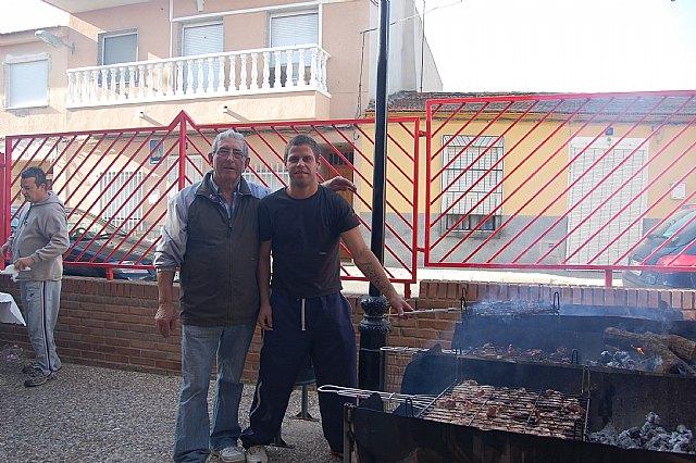 El Hogar del Pensionista de Alguazas organiza su tradicional comida navideña - 1, Foto 1