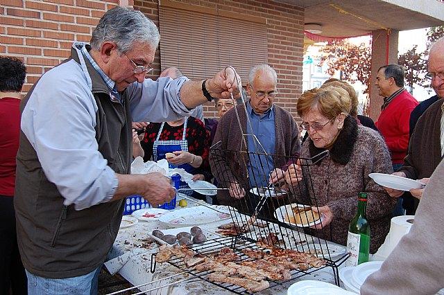El Hogar del Pensionista de Alguazas organiza su tradicional comida navideña - 2, Foto 2