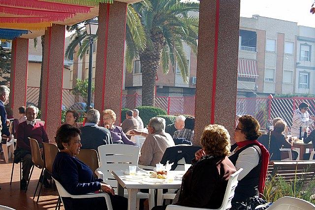 El Hogar del Pensionista de Alguazas organiza su tradicional comida navideña - 3, Foto 3