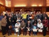 La Escuela Taller Horno del Castillo de Molina de Segura entrega los diplomas a sus 40 alumnos