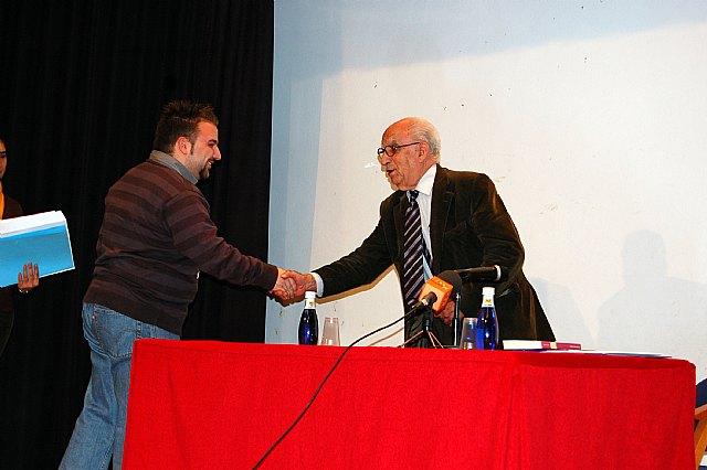 Victoriano García Guillen gana el I Concurso Literario Historias en la Torre Vieja - 1, Foto 1