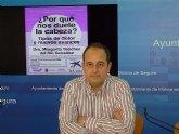 La Fundación de Estudios Médicos de Molina de Segura presenta una conferencia de divulgación científica sobre el dolor de cabeza