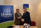 El Ayuntamiento y UCOMUR se unen para potenciar el autoempleo en Puerto Lumbreras