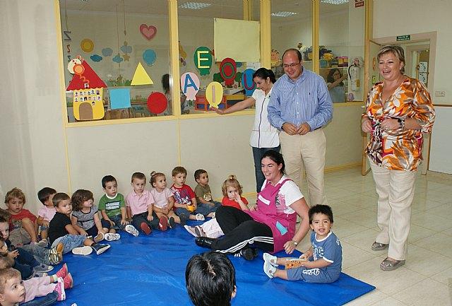 El Centro Infantil de la calle Gerardo Diego llevará por nombre 'Escuela Infantil Buenaventura Romera' - 1, Foto 1