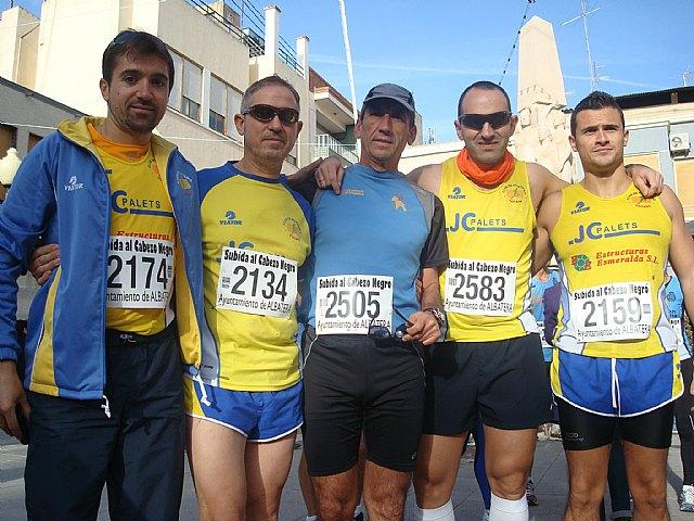 Continua la intensa actividad de carreras de los atletas del Club Atletismo Totana, Foto 1