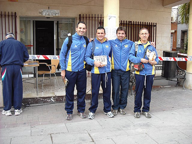 Continua la intensa actividad de carreras de los atletas del Club Atletismo Totana, Foto 4
