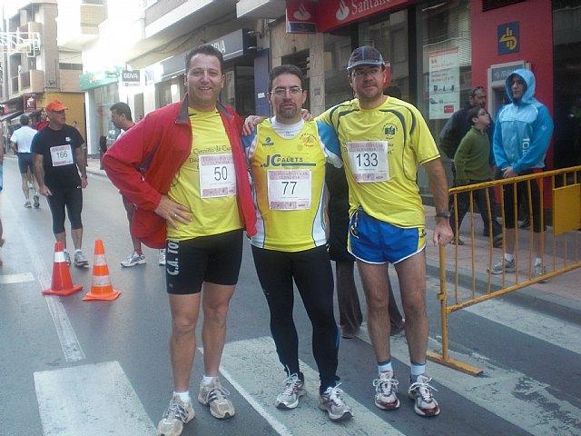 Continua la intensa actividad de carreras de los atletas del Club Atletismo Totana, Foto 5