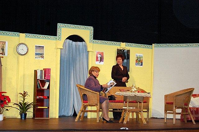 La Asociación Cultural 'Amigos de la Torre' estrena la obra de teatro 'En canal' de Fernando Bravo - 1, Foto 1