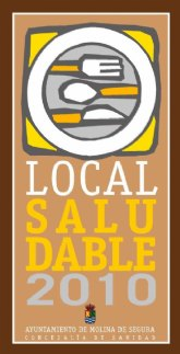 La Concejalía de Sanidad de Molina de Segura otorgará el distintivo de Local Saludable 2010 a 108 establecimientos del municipio