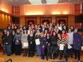 El Taller de Empleo Mujeres de Molina III entrega los diplomas a sus 30 alumnos