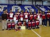 El Club Koryo Torre-Pacheco revalida el título en cadete y sube al podium en senior