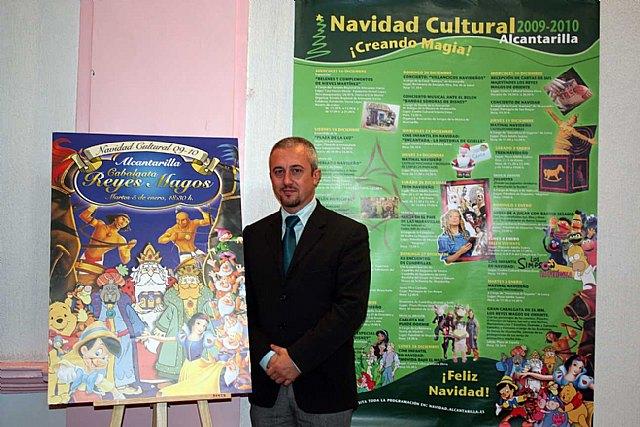 """Alcantarilla presenta la programación de la Navidad Cultural y Reyes 2009 – 2010, """"Creando magia"""" - 1, Foto 1"""