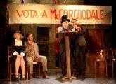Por2 presenta la comedia 39 ESCALONES el viernes 18 de diciembre en el Teatro Villa de Molina