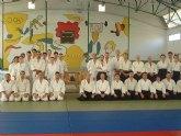El I curso de AIKIDO celebrado en Totana contó con una alta participación de aikidocas