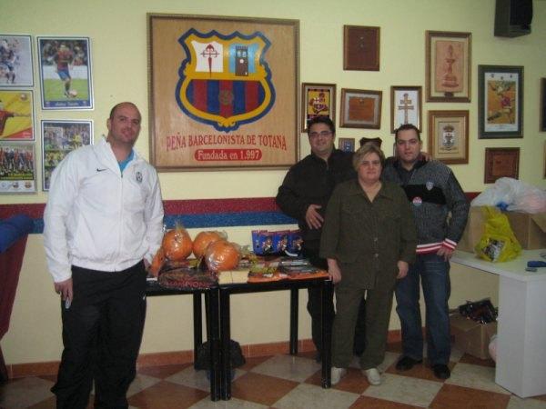 """La PB Totana reparte sonrisas entre los afectados de """"espina bifida"""" en la regi�n de Murcia, Foto 2"""