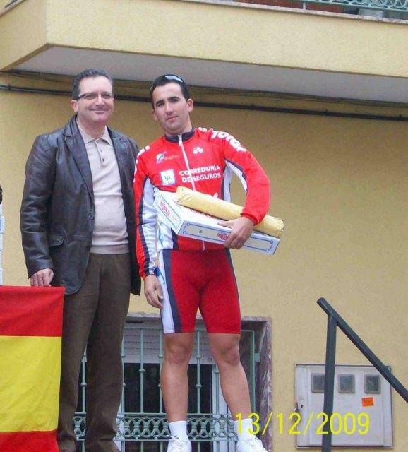 Buena actuacion del CC Santa Eulalia en la carrera del Pilar de la Horadada logrando un podium, Foto 1