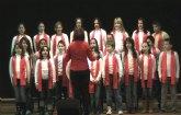 Las Torres de Cotillas volvió a su cita con su festival escolar de villancicos