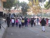 El colegio Virgen de Loreto recaudó 2.337 euros con la carrera Kilómetros Solidarios, para los niños de Costa de Marfil