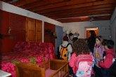 Los alumnos del Colegio Sagrada Familia, de Molina de Segura, visitan la Torre Vieja de El Paraje