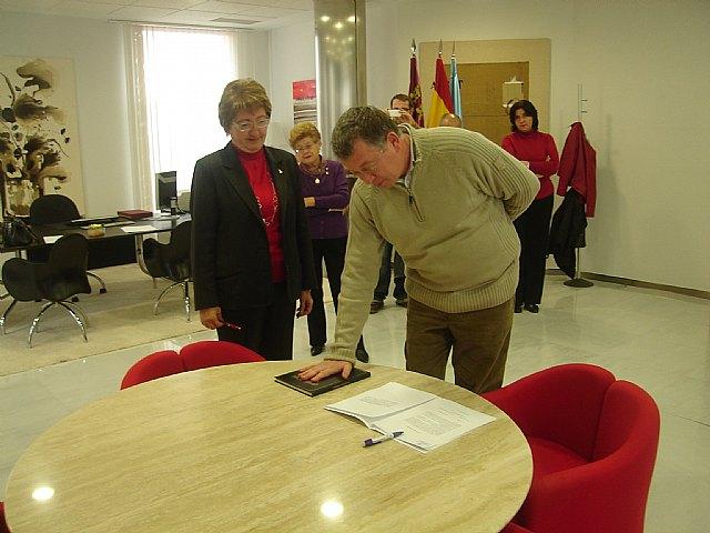Toma de posesión del nuevo Jefe de Personal en el ayuntamiento de San Javier - 1, Foto 1