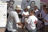 Mazarr�n acoge esta Navidad un rastrillo a beneficio de Cruz Roja