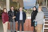 Inaugurado el Bel�n del Centro de D�a de Puerto de Mazarr�n