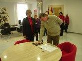 Toma de posesión del nuevo Jefe de Personal en el ayuntamiento de San Javier
