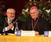 El Obispo de Cartagena presidirá la Misa de Navidad de la UCAM