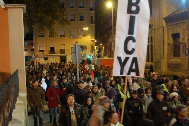 Manifestación: Salvemos el yacimiento: ¡¡BIC y parque arqueológico ya!! - 2, Foto 2