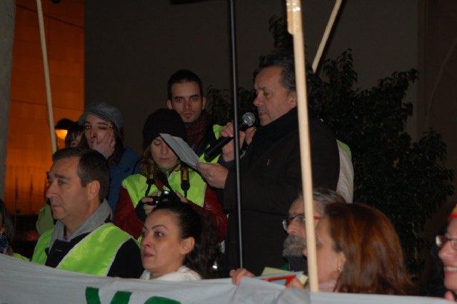 Manifestación: Salvemos el yacimiento: ¡¡BIC y parque arqueológico ya!! - 3, Foto 3