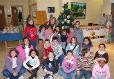 Los niños torreños disfrutaron del tradicional taller de Navidad