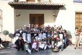 Siete grupos de Murcia y Alicante participaron en el I Encuentro de Cuadrillas y Auroros