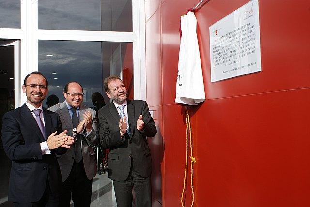Inaugurado el nuevo Centro de Emprendedores de Puerto Lumbreras - 2, Foto 2