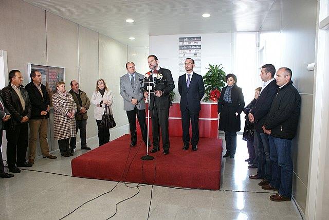 Inaugurado el nuevo Centro de Emprendedores de Puerto Lumbreras - 3, Foto 3