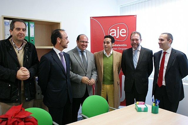 Inaugurado el nuevo Centro de Emprendedores de Puerto Lumbreras - 5, Foto 5