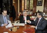 La Universidad de Murcia y el Defensor del Pueblo de la Región firman un acuerdo de colaboración
