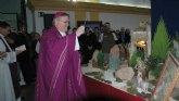 La UCAM celebra su tradicional misa de Navidad