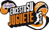 El CB Murcia presenta su vídeo de apoyo a 'Encesta su juguete'