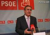 """El delegado del Gobierno asegura que el Plan """"E"""" es la mayor inversión realizada en Totana en toda su historia"""