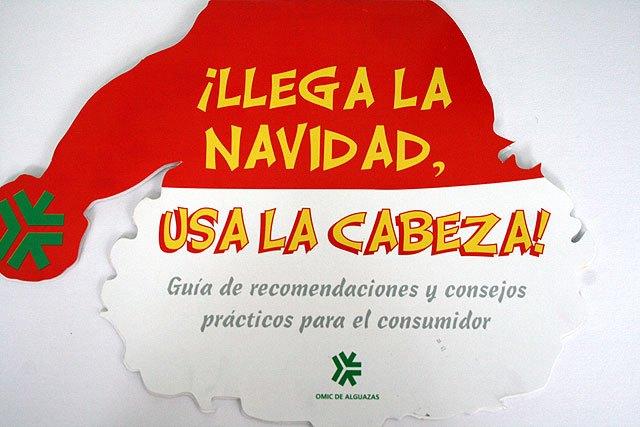 La OMIC de Alguazas nos da recomendaciones para ahorrar en Navidad - 1, Foto 1