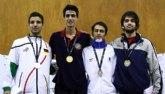 Otra medalla de oro para el alumno de la UPCT Joel González