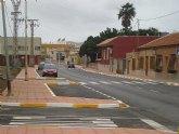 Finalizan las obras de la calle San Gil y de los accesos a Las Oliveras