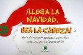 La OMIC de Alguazas nos da recomendaciones para ahorrar en Navidad