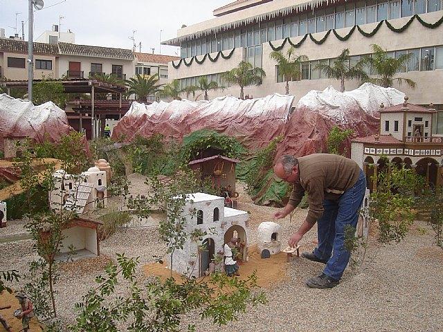 El Belén más grande de España se inaugura mañana en San Javier - 1, Foto 1