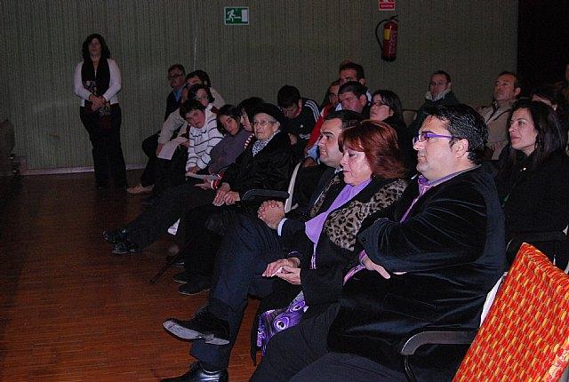 El Centro Ocupacional José Moyá realiza un emotivo homenaje y acto de reconocimiento a la profesora de manualidades, Conchi del Moral, Foto 3