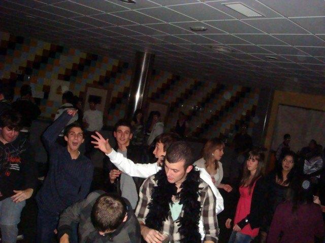 Los jóvenes de Alguazas celebran la Navidad - 1, Foto 1
