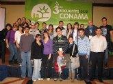 Alumnos de la Facultad de Biología participaron en el congreso nacional de medio ambiente